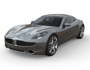 Fisker Automotive на платформе NVIDIA Maximus