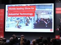 HANNOVER MESSE Preview